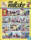 Comics - Ons Volkske (Illustrierte) - 1958 nummer  25