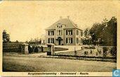 Burgemeesterswoning - Dennenoord- Ruurlo.