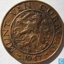 Curaçao 2½ cent 1947