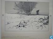 Vermoord in het open veld
