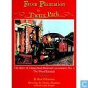 From Plantation to Theme Park: The Story of Disneyland Railroad Locomotive No 5, the Ward Kimball