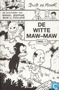 Comic Books - Nonkel Zigomar, Snoe en Snolleke - De witte Maw-Maw 1