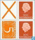 kruis, 1x5, 2x30 links en rechts ongetand