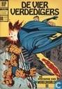 Comic Books - Fantastic  Four - De dreiging van Wereldoorlog III