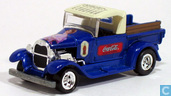 Model cars - Johnny Lightning - Ford A Pick Up 'Coca-Cola'