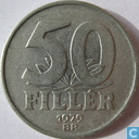 Hungary 50 fillér 1979
