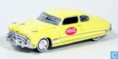 Modelauto's  - Johnny Lightning - Hudson Hornet 'Coca Cola'