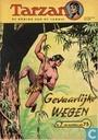 Comics - Tarzan - Gevaarlijke wegen