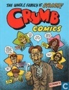 The whole family is crazy - Crumb Comics