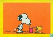 (Snoopy & Woodstock)