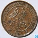 Afrique du Sud 1 / 4 penny 1949