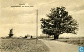 Ruurlo, Borculoscheweg met Kroeze boom