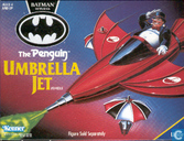 Penguin Umbrella Jet 'Batman Returns'