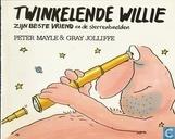 Twinkelende Willie zijn beste vriend en de sterrenbeelden