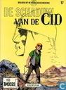 Strips - Timoers - Beelden uit de wereldgeschiedenis, De - De schaduw van de Cid