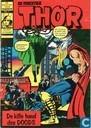 Strips - Thor [Marvel] - De kille hand des doods