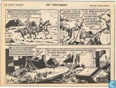 Comic Books - Red Knight, The [Vandersteen] - Het testament