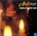 Candles in the rain