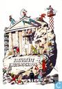 Kerstkaart Faculteit Wetenschappen van de Universiteit Gent 2001