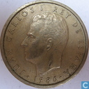 Spain 100 pesetas 1986