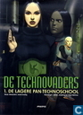 Strips - Technovaders, De - De lagere pan-technoschool