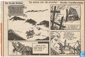 Bandes dessinées - Chevalier Rouge, Le [Vandersteen] - De dame van de poorten