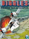 Comics - Biggles - Piraten van de Zuidpool