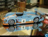 Voitures miniatures - Ixo - Audi R8 (Dallara)