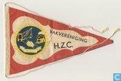 Vlaggetje Vakvereniging H.Z.C.