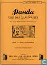 Panda und das Glas Wasser
