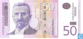 Servië 50 Dinara