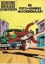 Comic Books - Foto-genieke moordenaar!, De - De foto-genieke moordenaar!