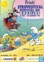 Fristi Stripfestival Festival BD Koksijde 4 July - 30 August '98