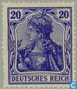 Germania inscription Deutsches Reich
