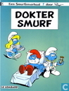 Comic Books - Smurfs, The - Dokter Smurf
