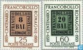 Stamps-Anniversary Romagna