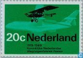 Postage Stamps - Netherlands [NLD] - Aviation