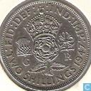 Coins - United Kingdom - United Kingdom 2 shillings 1947