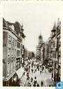 Kaasmarkt en Kruisstraat met oude Raadhuis