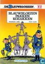 Strips - Blauwbloezen, De - Blauwbloezen pakken kozakken