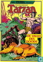 Comic Books - Tarzan of the Apes - De vallei des doods