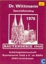 Bautenserie 1948