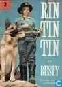 Strips - Rin Tin Tin - Een les voor de luitenant