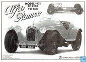 Bandai Alfa Romeo 8C 2300 1931