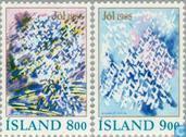 1985 cristaux de neige (ICE 249)
