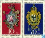 1973 Stamp Exhibition IBRA Munich (BRD 300)