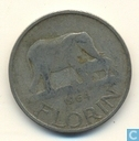 Malawi 1 Florin 1964