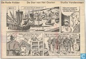Comics - Rote Ritter, Der [Vandersteen] - De ster van het Oosten