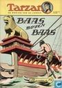 Strips - Tarzan - Baas boven baas