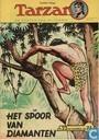 Comic Books - Tarzan of the Apes - Het spoor van diamanten